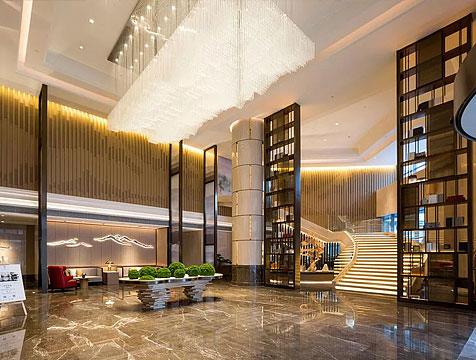 重庆逸衡酒店设计装修