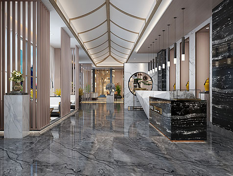 山东程洲精品酒店设计装修