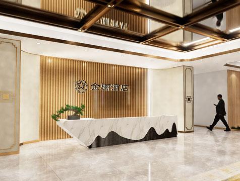 广州金俪酒店设计装修