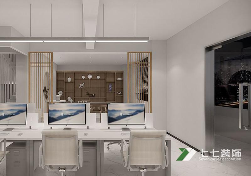 广州办公室装修公司的设计感如何?