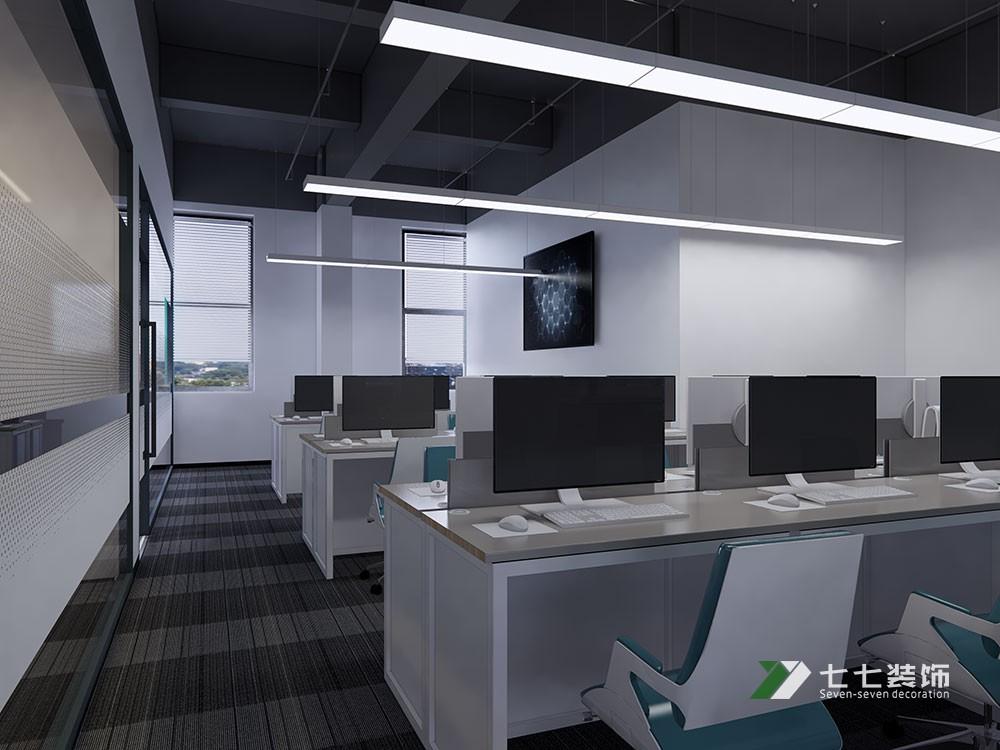 办公室装修公司怎么合理装饰每个区域?