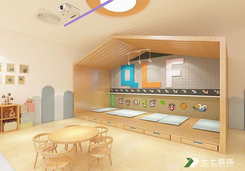 怎么设计装饰出有吸引力的幼儿园?