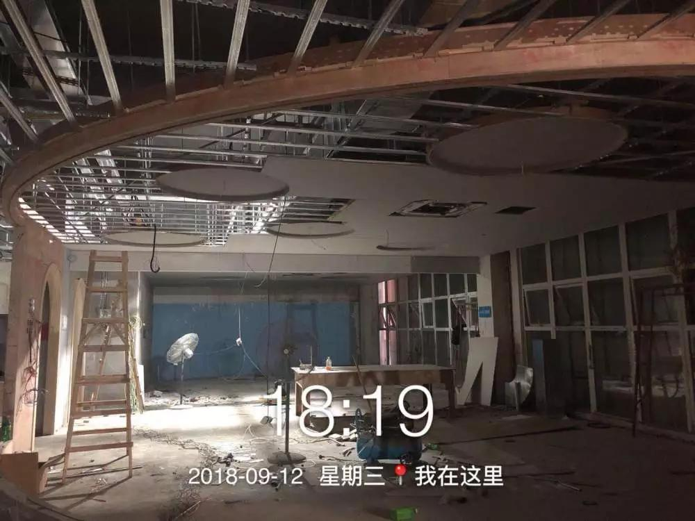 广州天河办公室装修装修拆除作业时需要注意的问题